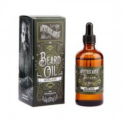 Apothecary87, Beard Oil, Original recipe, olejek do brody, 100ml