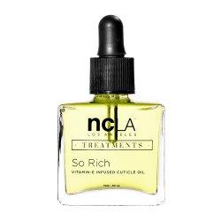 NCLA So Rich, Dark Almond, olejek zmiękczający skórki, 15ml