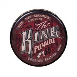 Schmiere Special Edition The King, pomada wodna, mocne utrwalenie, 140ml