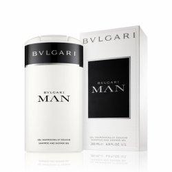 Bvlgari MAN, żel po prysznic, 200ml