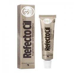 RefectoCil henna brwi i rzęs, kolor 3.1 jasny brąz, 15ml