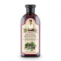 Babuszka Agafia, szampon przeciwłupieżowy do każdego rodzaju włosów, 350ml