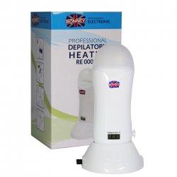 Ronney, podgrzewacz do wosku z bazą z wyświetlaczem temperatury oraz termostatem