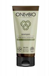OnlyBio, szampon do włosów suchych i zniszczonych, 200ml