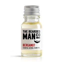 Bearded Man Bergamot, olejek do brody Bergamotka, 2ml