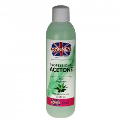 Ronney, aceton, Aloes, 1000ml