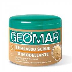 Geomar Thalasso Scrub, kawowy remodelujący peeling do ciała, 600g