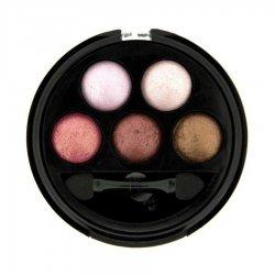 Makeup Revolution, paleta cieni wypiekanych, Chocolate Deluxe