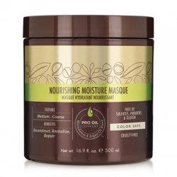 Macadamia Professional, odżywcza i nawilżająca maska do włosów, 500ml