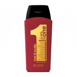 Revlon Uniq One, szampon z balsamem, 10 korzyści, 300ml