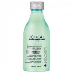 Loreal Volumetry, szampon dodający objętości włosom cienkim, 250ml