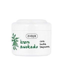 Ziaja Awokado, krem na dzień i na noc z olejkiem z avocado, 100ml