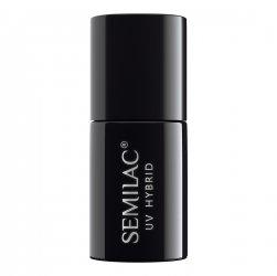 Semilac Extend Base, samopoziomująca baza hybrydowa 803 Delicate Pink, 7ml
