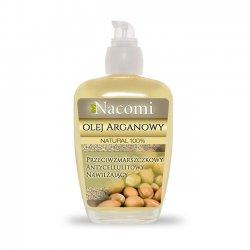 Nacomi, olej arganowy z pompką, 100ml