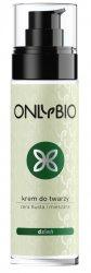 OnlyBio, krem do twarzy na dzień, cera tłusta i mieszana, 50ml