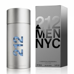 Carolina Herrera 212 Men NYC, woda toaletowa, 50ml (M)