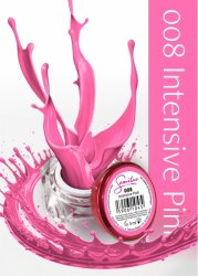 Semilac UV Gel Color 008 Intensive Pink, 5ml