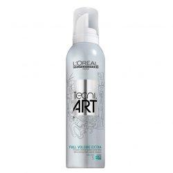 Loreal Tecni Art 2014 Full Volume Extra, pianka nadająca extra objętości, 250ml