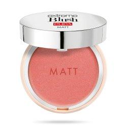 Pupa Extreme Blush Matt, róż do policzków o efekcie naturalnego rumieńca, 003 Wild Rose