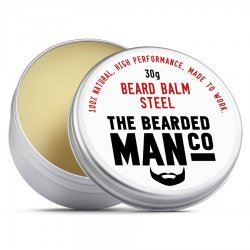 Bearded Man, balsam do brody Stal/Steel, 30g