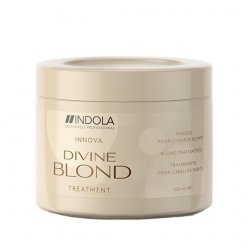 Indola Divine Blond, maska do włosów blond, 200ml