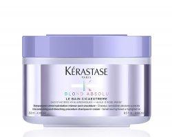 Kerastase Blond Absolu Cicaextreme, ultra-nawilżająca kąpiel, szampon po rozjaśnianiu, 250ml