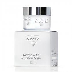Arkana, krem z 5% kwasem hialuronowym, 50ml