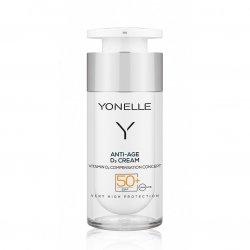 Yonelle Anti-Age, przeciwzmarszczkowy krem D3 SPF 50+, 30ml, ref. 1185