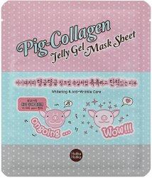 Holika Holika Pig Collagen, maska żelowa z kolagenem, 25ml