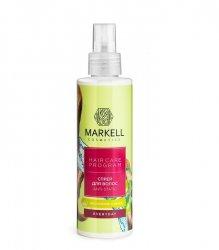 Markell, spray do włosów antystatyczny, 200ml
