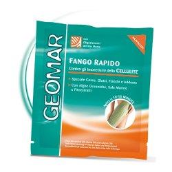 Geomar Fango Rapido, antycellulitowe błoto z alg morskich o przyspieszonym działaniu, saszetka 80ml