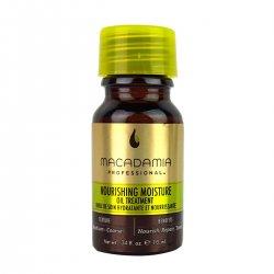 Macadamia Professional, odżywczy olejek przywracający połysk, 10ml