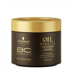 Schwarzkopf BC Oil Miracle, maseczka z olejkiem arganowym, 150ml