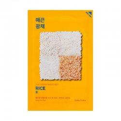 Holika Holika Pure Essence - Rice, maseczka na płachcie
