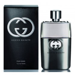 Gucci Guilty Pour Homme, woda toaletowa, 90ml (M)