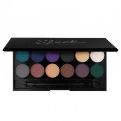 Sleek Makeup, paleta cieni do powiek, V2 Darks