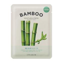 It's Skin, maska w płachcie, bambus