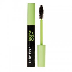 Lumene Natural Code, Volume-Maximizing Defining Mascara, tusz do rz�s, pogrubiaj�cy, 8ml