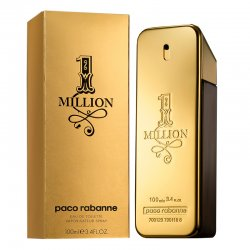 Paco Rabanne 1 Million, woda toaletowa M, 100ml, Tester (M)