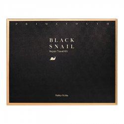 Holika Holika Prime Youth Black Snail, zestaw ze śluzem z czarnego ślimaka