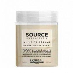 Loreal Source Essentielle Nourishing, odżywcza maska do włosów suchych i uwrażliwionych, 500ml