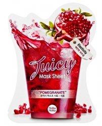 Holika Holika Pomegranate Juicy, maska w płachcie