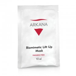 Arkana Biomimetic Lift Up Mask, biomimetyczna maska litingująca, 10ml