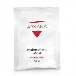 Arkana Hydrospheric Therapy Mask, maska głęboko nawilżająca, 10ml