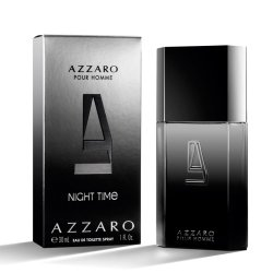 Azzaro Pour Homme Night Time, woda toaletowa, 100ml (M)