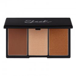 Sleek Makeup, paleta do konturowania twarzy, Medium