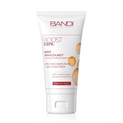Bandi Boost Care, krem nawilżający z kwasem hialuronowym (HA), 50ml