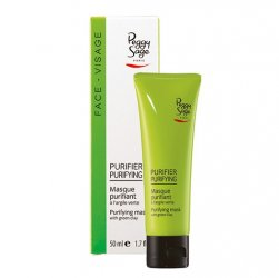 Peggy Sage maska oczyszczająca z zieloną glinką, 50ml, ref. 401100