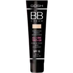 Gosh BB Cream, All in One, krem, baza, podkład