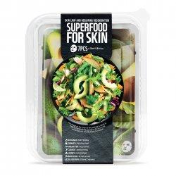 Superfood for Skin, zestaw maseczek regenerująco-wygładzający